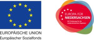 """EU ESF """"Europa für Niedersachsen"""""""